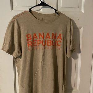 Banana Republic Graphic T